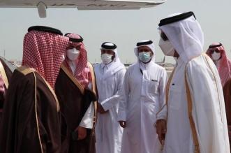 وزير الخارجية يصل قطر في زيارة رسمية - المواطن