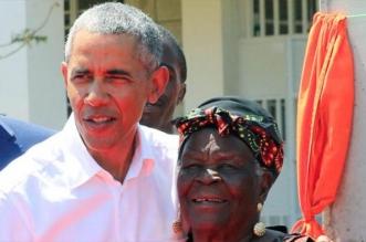 وفاة جدة باراك أوباما في كينيا (2)