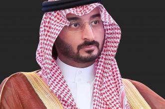 الأمير عبدالله بن بندر بن عبدالعزيز وزير الحرس الوطني