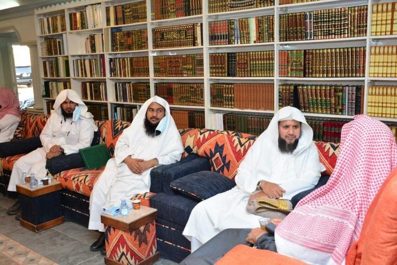 المفتي: الدعوة هي منطلق رسالة الحرمين والرئاسة هي واجهة الدعوة - المواطن