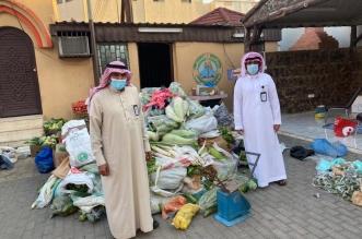 مصادرة 1171 كجم أغذية فاسدة وإغلاق 24 منشأة في خميس مشيط - المواطن