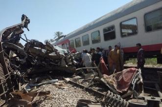 حبس السائقَين و6 مسؤولين في كارثة قطاري سوهاج - المواطن