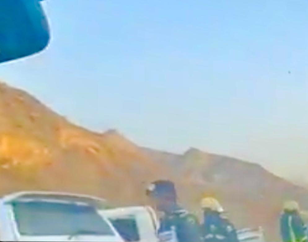 إصابة ثلاث أشخاص بحادث سير بعقبة ضلع