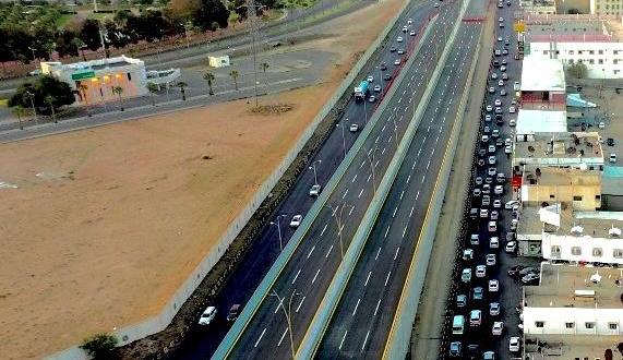 جسر طريق الملك خالد