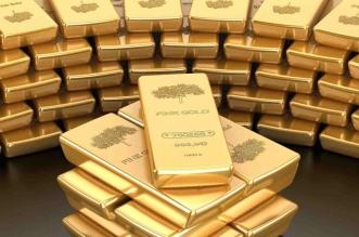ارتفع الدولار يضغط على أسعار الذهب