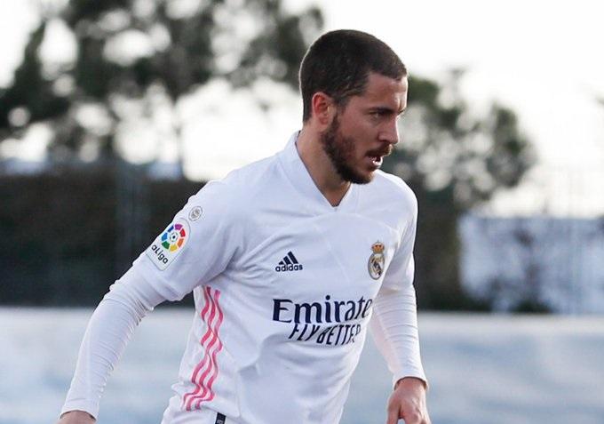 هازارد لاعب ريال مدريد