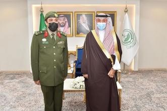 أمير نجران يقلد مدير جوازات المنطقة رتبة لواء - المواطن