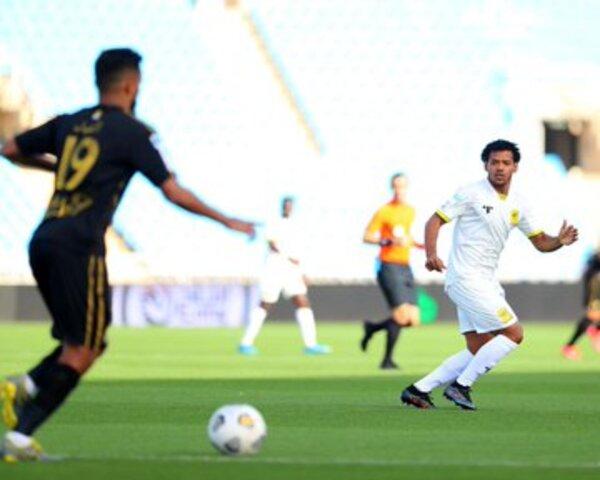 رومارينيو يفتتح التسجيل لـ الاتحاد والرائد يرد بالتعادل في 5 دقائق