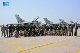 وصول طائرات القوات الجوية السعودية للمشاركة بتمرين مركز التفوق الجوي في باكستان - المواطن