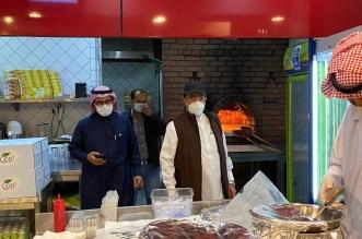 أمين عسير يفاجئ المطاعم والمقاهي بجولات تفتيشية - المواطن