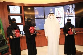 تعليم عسير يكرم ثلاث طالبات حصدن جوائز عالمية - المواطن