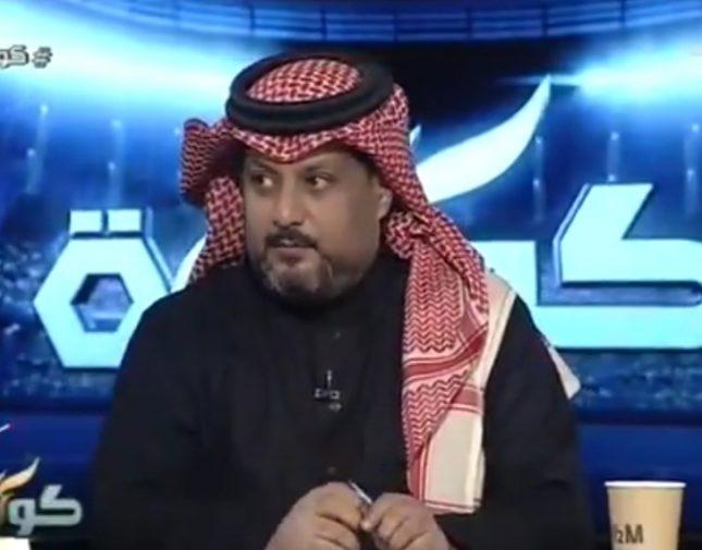 تركي العجمة يكشف 3 احتمالات بعد أزمة تغريدات بغلف وحمدالله