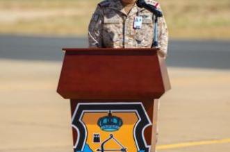 قائد القوات الجوية يقف على استعدادات تمرين علم الصحراء 2021 - المواطن