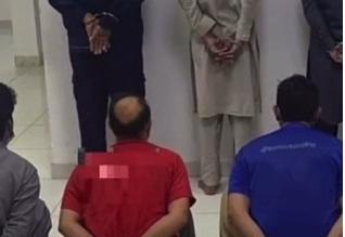 ضبط 9 أشخاص سرقوا قواطع نحاسية ومواد كهربائية بمليون ريال - المواطن