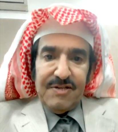 عبدالله السدحان يوجه رسالة لـ تركي آل الشيخ