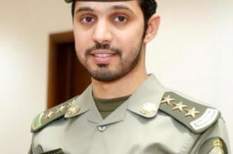 النقيب ناصر بن مسلط العتيبي المتحدث الرسمي للمديرية العامة للجوازات