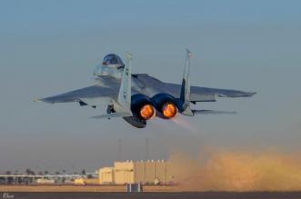نائب قائد القوات الجوية يقف على استعدادات المشاركة في التمرين السعودي اليوناني - المواطن
