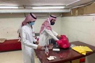 ضبط عيادة سرية مخالفة داخل صيدلية لوافد آسيويفي الرياض - المواطن