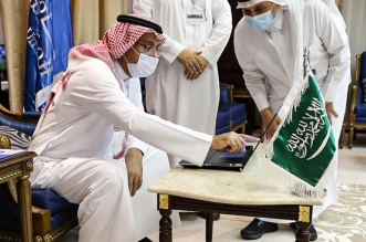 رئيس جامعة الملك سعود يدشن منصة جائزة جسر للريادة في الرياضيات - المواطن