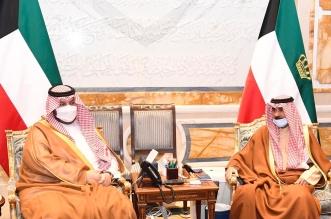 أمير الكويت يتسلم رسالة من الملك سلمان نقلها تركي بن محمد - المواطن