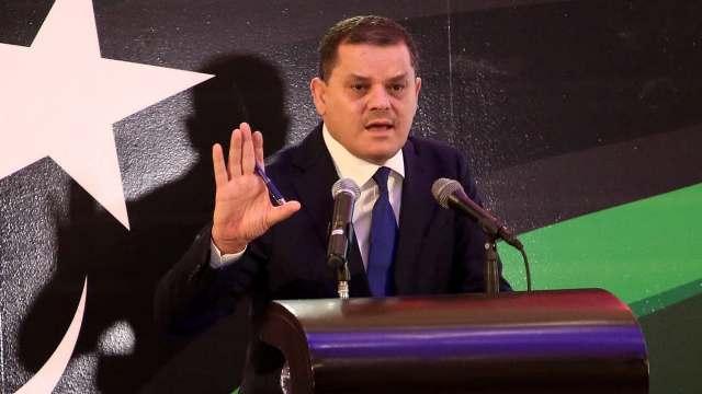 الدبيبة يؤدي اليمين رئيسًا للحكومة الليبية