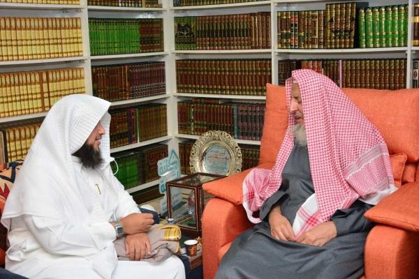 المفتي: الدعوة هي منطلق رسالة الحرمين والرئاسة هي واجهة الدعوة