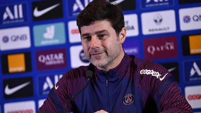 مدرب باريس سان جيرمان يتوعد برشلونة