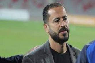 محمود الحديد مدرب الوحدة السابق
