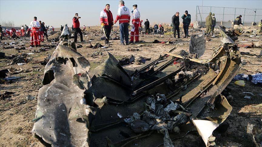 كل الخيارات مطروحة للتعامل مع إيران بشأن الطائرة الأوكرانية