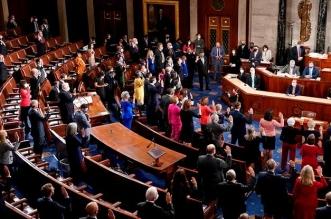 الكونغرس يوافق على مشروع بايدن لإغاثة الشعب الأمريكي - المواطن