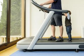 أجهزة الركض الكهربائية خطر محدق بالأطفال (1)