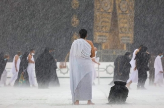 توقعات بأمطار وبرد غدًا على 5 مناطق - المواطن