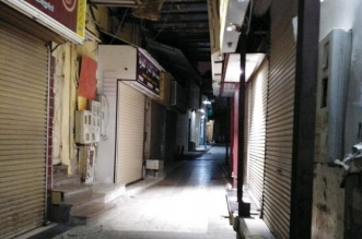 إغلاق سوق باب شريف في جدة بسبب المخالفات الاحترازية - المواطن