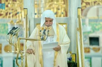 إمام وخطيب المسجد النبوي الشيخ الدكتور علي بن عبدالرحمن الحذيفي