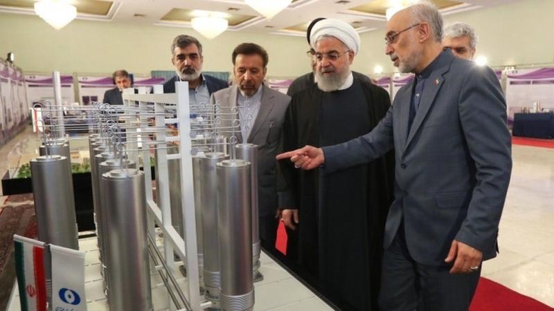 اجتماع دولي بين 5 قوى دولية لمناقشة نووي إيران