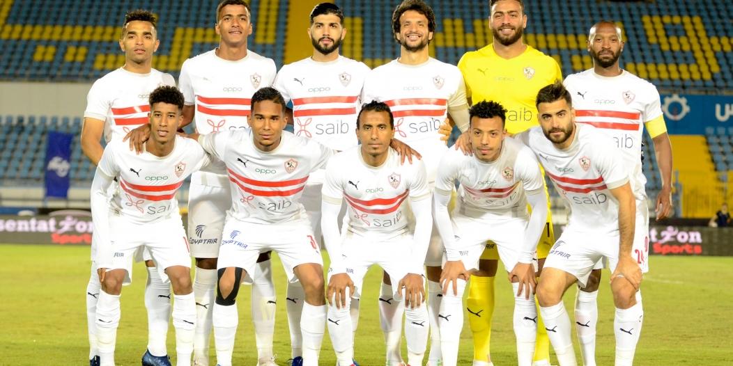 ترتيب الدوري المصري يُحفز الزمالك