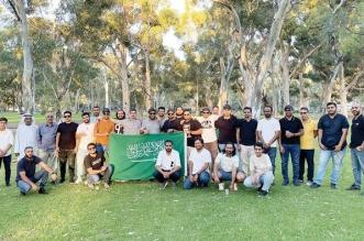 الطلاب السعوديين يعززون العلاقات مع أستراليا بالبطولات الإنسانية