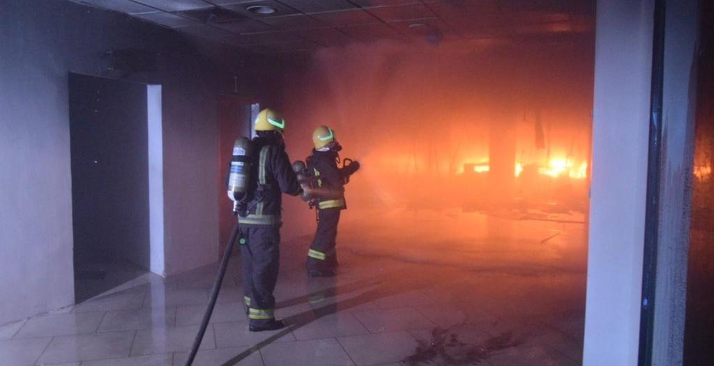 3 مسببات لحرائق التماس الكهربائي