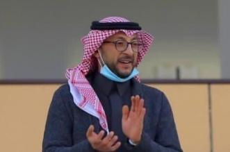 المرشح لرئاسة القادسية أحمد غدران