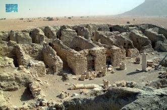 المواقع التاريخية في وادي الدواسر ملتقى الحضارات والثقافات - المواطن