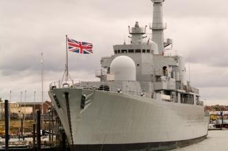 بريطانيا تدخل على خط الأزمة بين روسيا وأوكرانيا