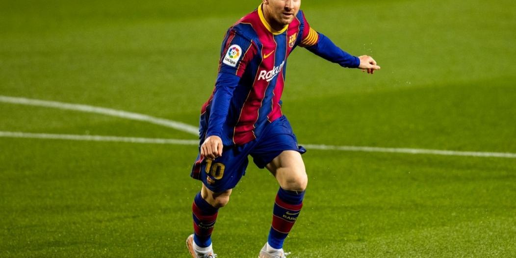 ميسي يرفض الحديث عن مستقبله مع برشلونة
