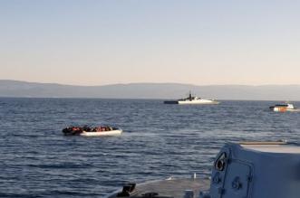 حوادث خطيرة في اليونان بسبب خفر السواحل التركي (1)