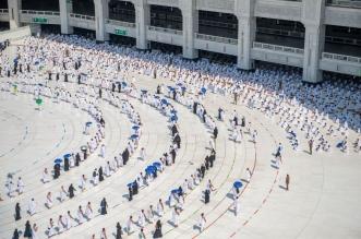 أكثر من 9 آلاف ساعة تطوعية في خدمة ضيوف الرحمن بالمسجد الحرام - المواطن