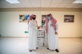 رئاسة الحرمين توزع 3 آلاف سجادة على مستشفيات مكة - المواطن