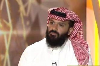 رئيس نادي الاتحاد أنمار الحائلي