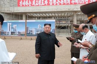 زعيم كوريا الشمالية يعدم مسؤولًا تأخر في تسليم مشروعه !