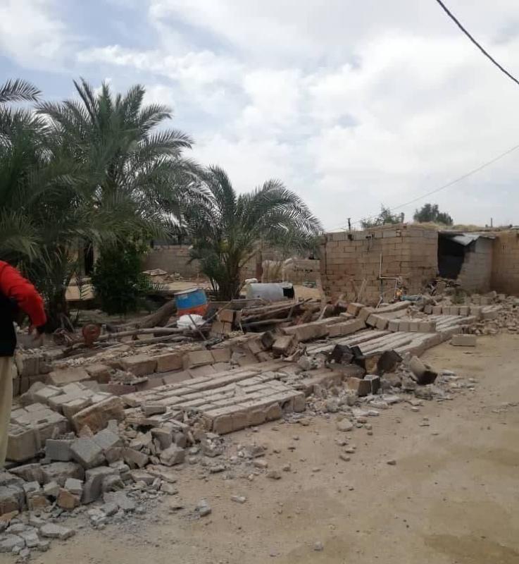 زلزال بقوة 5.9 درجة يضرب إيران - المواطن