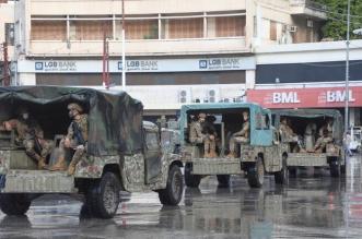 سطو مسلح في لبنان على صيدلية