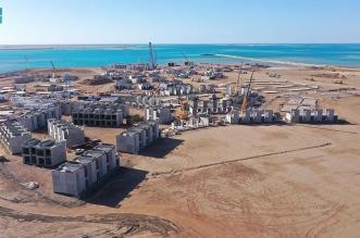 شركة البحر الأحمر توقع عقدًا لتصميم وتشييد البنية التحتية لمدينة الموظفين - المواطن